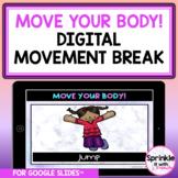 Move Your Body! Digital Movement Break