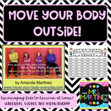Move Your Body Everyday Outside E-Course