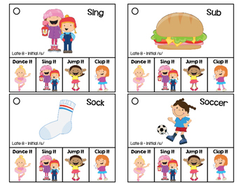 Move and Groove Articulation Cards: Late Seven Sounds
