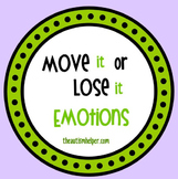 Move it or Lose it! {Visual Emotion Cues}