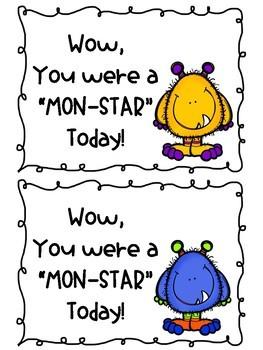 """Move like a """"Mon-Star"""" Bulletin Board"""