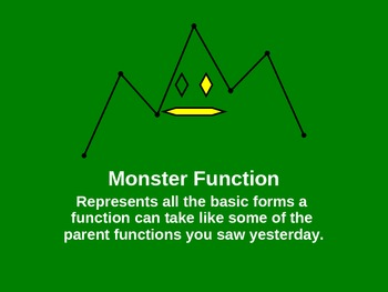 Move the Monster - Exercises in Graph Transformations STUDENT EDITION