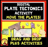 Move the Plates! PLATE TECTONICS DIGITAL INTERACTIVE LAB A