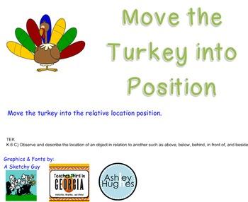 Move the Turkey