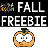 Moveable Images Clipart - Fall Freebie Clipart {Jen Hart Clipart}