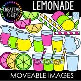 Moveable Images: Lemonade {Creative Clips Clipart}