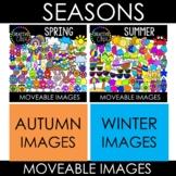 Moveable Images: SEASONAL BUNDLE {Creative Clips Clipart}