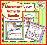Movement Activity Bundle, K-1st