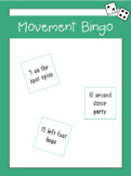 Movement Bingo | LCI Movement