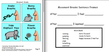Movement Break Activity
