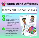 Movement Break Visuals