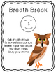 Movement Breaks - Brain Breaks