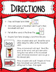 Movement Card Game for Short O Decodable Words