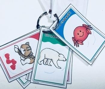 Brain breaks Movement Cards Free