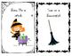 Movement Cards - Halloween Theme