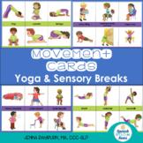 Movement Cards: Yoga & Sensory Break Visuals