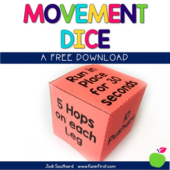 Movement Dice