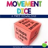 Movement Dice