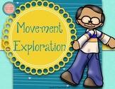 Movement Exploration Cards
