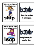 Movement Flash Card Bundle
