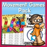 Movement Games Pack