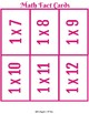 Movement Games for Practicing Multiplication Facts