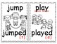 Movement Learning With Action Words and Digraphs