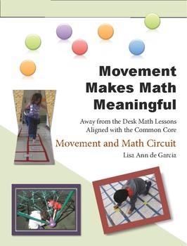 Movement Makes Math Meaningful:  Movement and Math Circuit