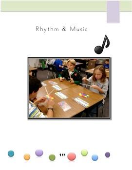 Movement Makes Math Meaningful: Rhythm & Music
