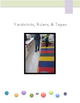 Movement Makes Math Meaningful:  Rulers, Yardsticks & Tapes