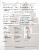 Movement Prepositions Wacky Trails Spanish Worksheet