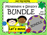 Movement & Sensory BUNDLE
