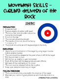 Movement Skills - Delivering the rock
