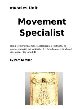 Movement Specialist Mini Lab