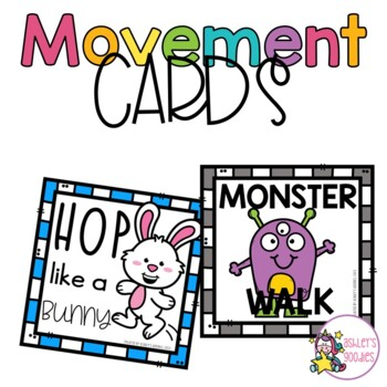Movement Transition Cards
