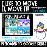 Movement and Learning for Classroom and Distance Learning
