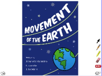 Movement of the Earth - ActivInspire Flipchart