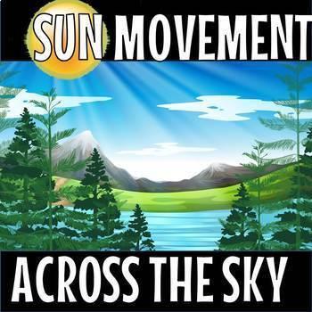 Movement of the sun(flash freebie)