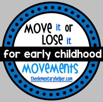 Movement Brain Breaks for Early Childhood