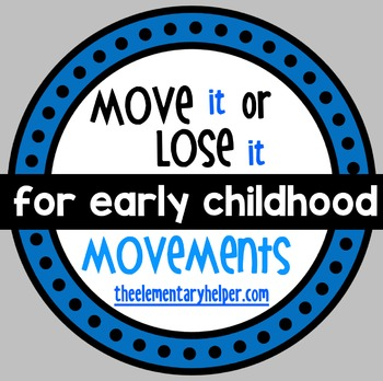 Movement Brain Breaks for Early Childhood