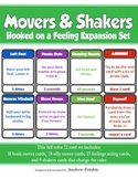 Movers & Shakers EXPANSION PACK - Brain Breaks Card Game and Physical Activity