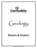 Movers & Shakers | Theme: Geology | Scripted Afterschool Activity