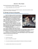 Movie Activities - Libertador