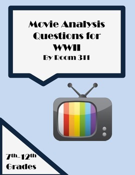 Movie Analysis Questions for WWII