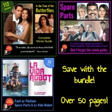 Movie Bundle:  Spare Parts & In the Time of the Butterflies