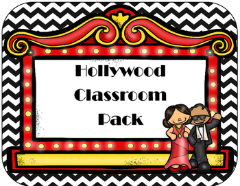 Movie Classroom Theme Pack