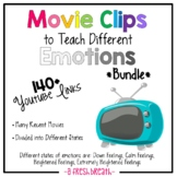 Movie Clips to Teach Different Emotions / States 140+ Clip