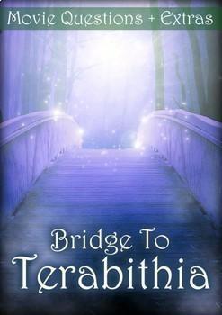 Bridge To Terabithia Movie Worksheets & Teaching Resources   TpT
