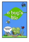 Disney's A Bug's Life (1998) - Movie Questions + Extras - Answer Key Included