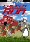 Chicken Run (2000) - Movie Comprehension Questions + Extras